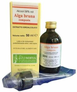 Compound Brown Alga (fucus)
