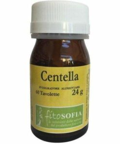 Centella asiatica supplement bottle Fitosofia