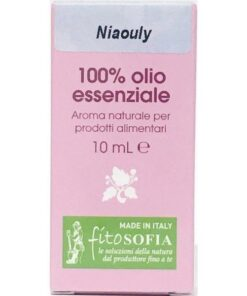 photo of niaouly essential oil packaging