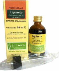 Equisetum mother tincture