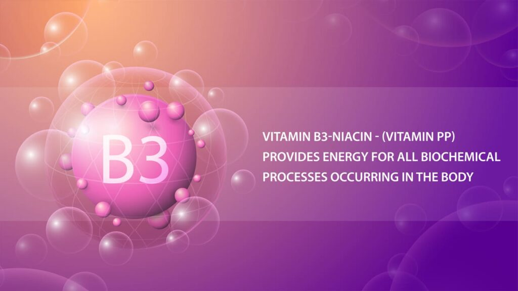 Vitamina b3 per dimagrire