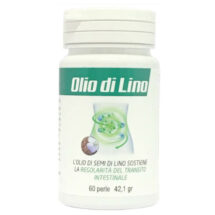 Linseed oil softgels, herbal shop Fitosofia