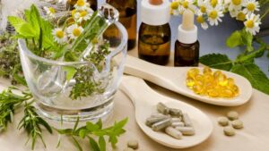 Energy and vitality with phytotherapy
