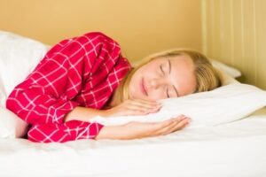 Balance of sleep with herbal medicine