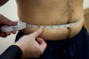 Accumuli adiposi e grasso addominale nell'uomo