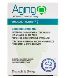 Ubiquinol 100mg food supplement