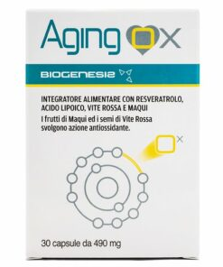 AgingOX photo, natural antioxidant supplement
