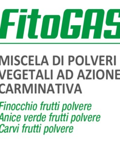 FitoGAS, fruit powders for intestinal swelling